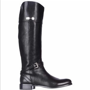 Coach Micha Wide-Calf Riding Boots 👢